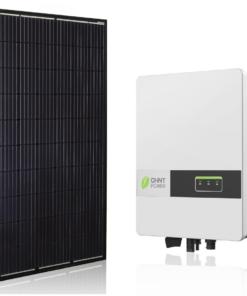 1KW On-Grid Solcellepakke 230V