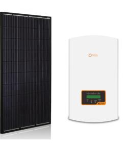 On-Grid Solcellepakker